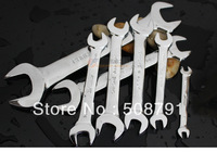 Wholesale Top Quality Open End Wrench  11mm Wrench Spanner Tool Set 2013Free Shipping