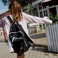 Meters high quality backpack school bag student bag travel computer backpack bag