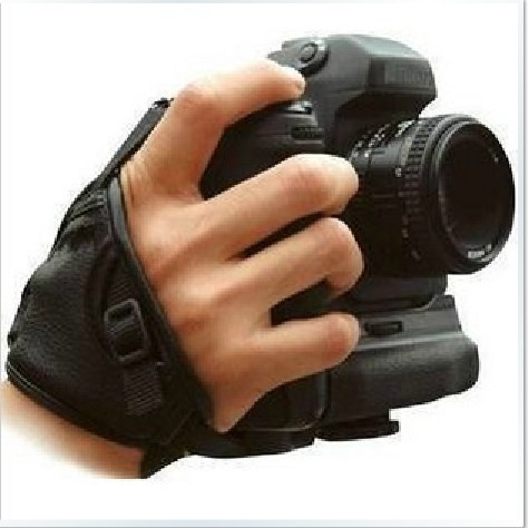 10pcs/lot Generic Camera Hand wrist Grip Strap For Camera Canon Nikon Sony pentax SLR DC digital camera ect.(China (Mainland))