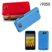 Wholesale for Samsung i9050 Case Soft Candy Color TPU Gel Case, Mobile Phone Case for Samsung i9050 10pcs/Lot