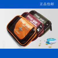 2013 fashion Outdoor home first aid kit portable waterproof medpac travel medical supplies bag kit