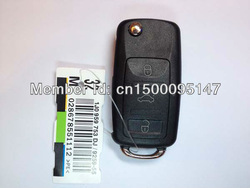 VW 3 button remote key shell(China (Mainland))