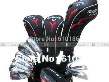 2014 new 100% original full set golf club products,limited sale, golf clubs ,free shipping genuine golf  club set