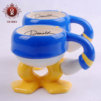 2013 latest hand-painted ceramic cups, personalized fashion household items