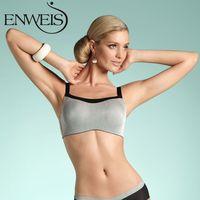 Maniform enweis women's lingerie tube top bra push up bra cover 10810289