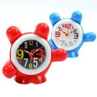 Palm type alarm clock piggy bank clock piggy bank piggy bank alarm clock pointer zeitgeber clock table clock