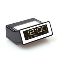 Vissa mute alarm clock lounged fashion electronic luminous clock led alarm