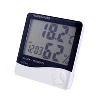 Electronic alarm clock fashion big screen alarm clock brief alarm clock