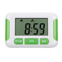 Alarum electronic kitchen timer luminous clock mute lazy alarm clock
