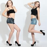 Women's jeans denim short pants women jeans shorts for womens 2013 fashion brand ladies' jeans