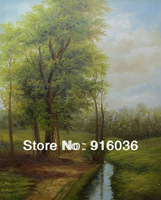 Free shipping Landscape Picture Canvas Handmade Oil Painting Paint Classic Art Scenery Oils Drawing Modern home Decorative pt85