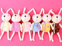 Plush Toy,bunny,cosplay style,6pcs/lot innovational pillow/ cushion,creative doll, best gift, FREE SHIPPING