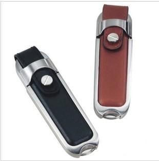 10 PCS lot Leather USB 2.0 Flash Drives 256GB Memory Sticks Pen Drives Disks pendrives T