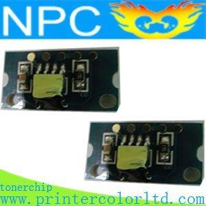High quality OEM color drum chip for Konica Minolta Magicolor 8650 laser printer toner reset refill cartridge