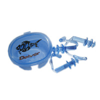 Fish quality silica gel earplugs