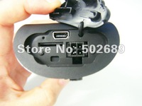 Car DVR , 2013 New Design Dual Lens Car Camera X3000 with 2.7&quot; LCD + GPS Logger + 3D G-Sensor + FreeShipping !