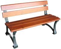 SK272 PARK BENCH (outdoor furniture)