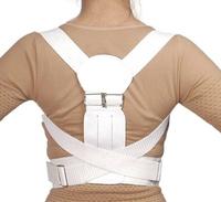 Free shipping Magnetic Orthopaedic Posture Corrector Back & Shoulder Support Brace Belt Unisex