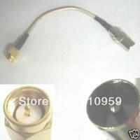 Antenna manufacturer+IEC DVB T TV PAL Male to SMA Male Crimp RG316 Pigtail