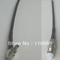 Antenna manufacturer+CRC9 Male RA to FME Female RG174 3G USB Huawei Modem