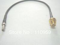 Antenna manufacturer+TS9 Male to SMA Female Jack Crimp RG174 3G Huawei Modem