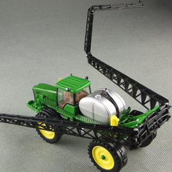 Original ertl deer bobcat car spray alloy farm vehicle model(China (Mainland))
