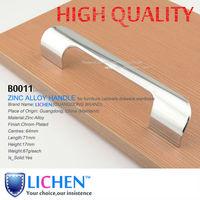 Free Shipping (6pcs/lot) LICHEN 128 centres Cabinet Handle &Drawer Handle&top grade handle& zinc alloy handle