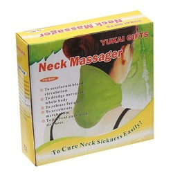Portable Home Multifunctional Electric Neck Cervical Vertebra Massager Naprapathy Massor Health Care Relaxation ,Free Shipping(China (Mainland))