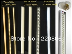 CE RoHS 2FT 220V 10W led tube t8 600mm Replace 60W fluorescent tube light AC85-265V, 50pieces/lot free shipping(China (Mainland))