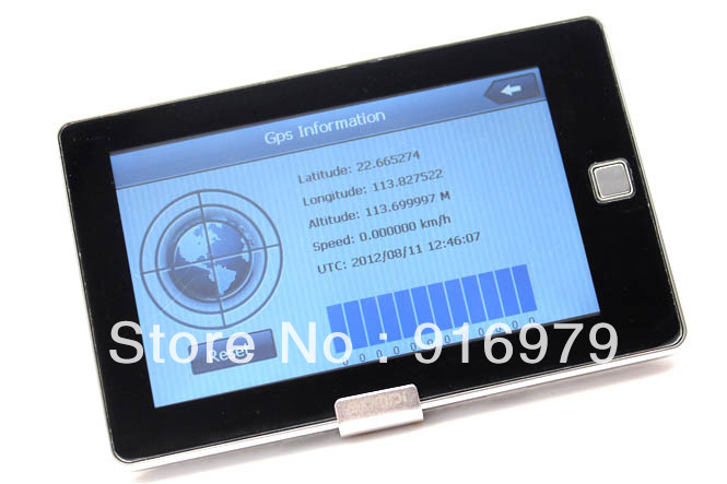 HOT SALE! New 5 Inch Car GPS Navigation Window CE Car Navigator GPS ,FM transmitter+4GB card(China (Mainland))