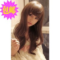 Free shipping Fashion women full lace long hair wigs for women