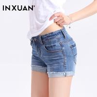 Shorts jeans women fashion 2013 denim shorts pants women jeans loose womens shorts jeans denim