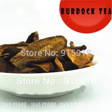 Bardana raiz chá chinês Orgânica Perfeito solto Fitoterapia Saudável Tea 100g(China (Mainland))