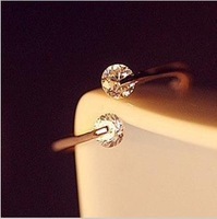 Min Order 15$ Free Shipping Vintage Lucky Rings 2013 For Gift High Quality Good Quality Wholesale Hot HG0864