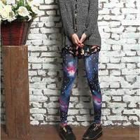 Женские брюки Fashion Candy Color 7 Milk Silk Plus Size Women's Harem Pants 11Colors