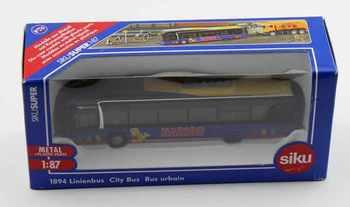 free shipping Siku alloy car models u1894 bus alloy car bus model cars toy