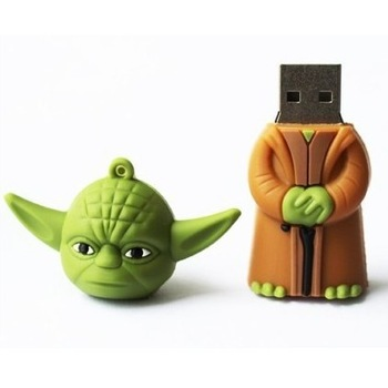 Star War Yoda Design USB Flash Drive GB 8GB 16GB 32GB Free shipping