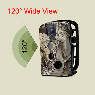 8210A 120 degree Hunting Scouting Game Cameras OEM ODM(China (Mainland))