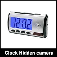 Digital Clock Hidden Camera DVR USB Motion Alarm.digital camera.mini dvr +retail package