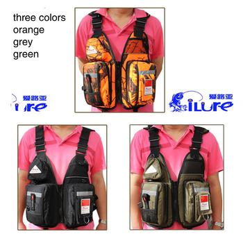 Life Vest Water safety jacket  marine life vest reflective clothing lifesaving products inflatable life jacket