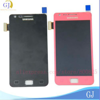 original LCD for Samsung i9100 Galaxy S2,with Touch Screen Digitizer Assembly,free shipping