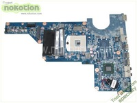 LAPTOP MOTHERBOARD for HP PAVILION G4 G7 636373-001 INTEL HM65 INTEGRATED GMA HD DDR3