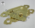 10PCS Tiny Brass Jewelry Box Latch/ Jewelry Box Lock(China (Mainland))