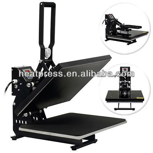 "Auto Open Tshirt Heat Transfer Machine High Pressure(15""x15"")(China (Mainland))"