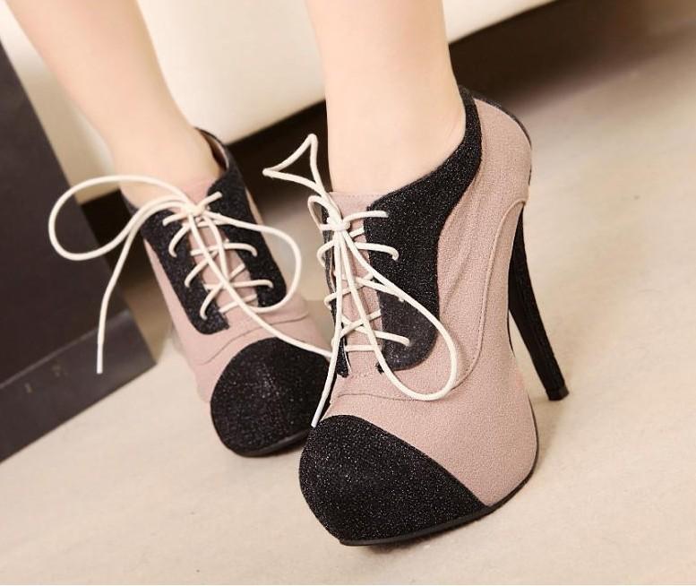 High Heels Ladies Shoes