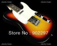 Free Shipping Custom Electric Guitar Alder Body 3-Tone