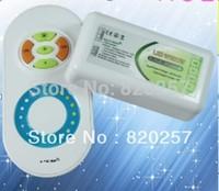 Free shipping 2.4G Color Temperature & Brightness adjustable RF controller 12V/24V Smartphone or Tablet WiFi Compatible