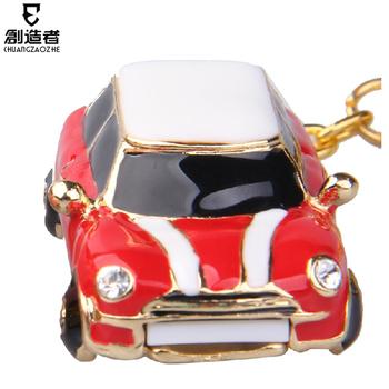 Usb flash drive fashion crystal 8g car usb flash drive rhinestone personalized usb flash drive