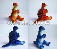 Free Shipping Wholesale 20Pcs/Lot Spine Back Dragon Jurassic Park Dinosaur Children's Cartoon Plush Toy Doll Model