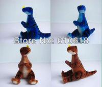 2013 Free Shipping Wholesale 24Pcs/Lot Tropic Birds Dragon Jurassic Park Dinosaur Children's Cartoon Plush Toy Gift Doll Model